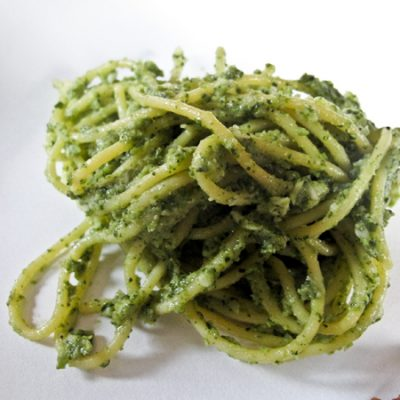 Healthy Eats: Broccoli Pesto