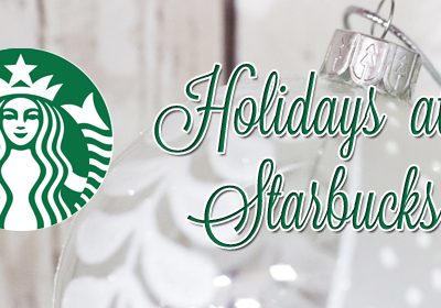 Countdown to Christmas: 2013 Starbucks Holiday