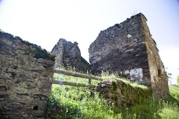 More of the walls