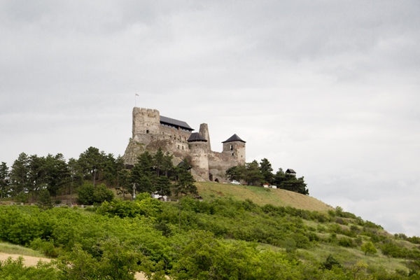 Boldogkő Vár (Happy Rock Castle)