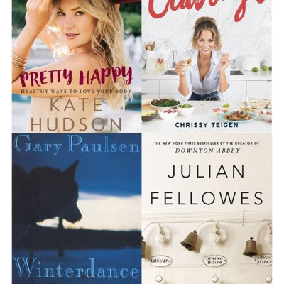 Four Books I'm Loving Right Now