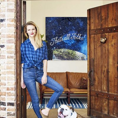 Interior Obsession: The Home of Brooklyn Decker and Andy Roddick
