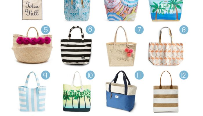 Wednesday Wish List: Summer Totes