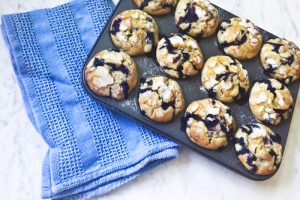 Jordan Marsh Blueberry Muffins Department Store Muffins