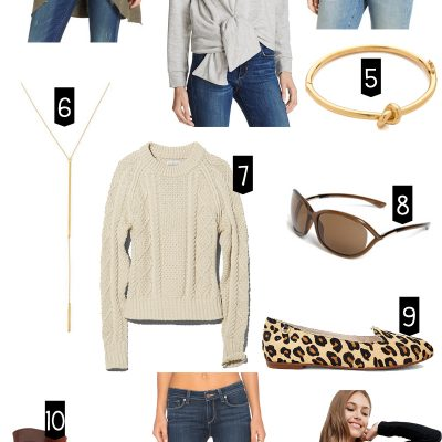 Fall 2016 Wish List September