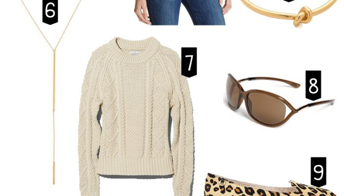 September Wish List for Fall