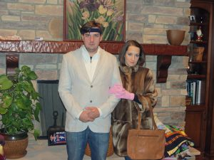 Royal Tenenbaums Costume - Margot and Richie